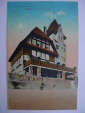 8874 AK Hohenstein-Ernstthal Berg Gasthaus Bismarckhöhe