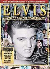 Elvis - His Best Friend Remembers DVD***NEW***