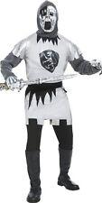 Costume Carnevale Halloween Adulto Cavaliere Fantasma Smiffys *11923