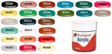 HUMBROL COLORE AEROGRAFO AIRBRUSH-colore vernice Spray MODELLISMO Acrilico Colore 14ml