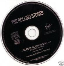 "ROLLING STONES ""Street Fighting Man"" 1 Track PROMO CD"