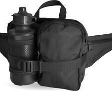 normani® Gürteltasche mit Trinkflasche zum Joggen, Walking und Laufen geeignet