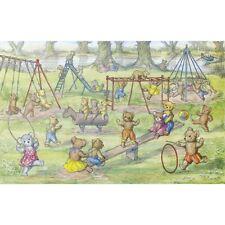 Teddy Bears Playtime - Molly Brett Print