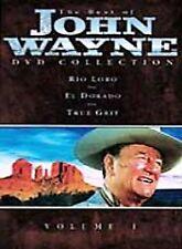 Best of John Wayne Collection 1 (DVD, 2003, 3-Disc Set) Brand New Sealed!