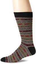K. Bell Socks Men's Ski Chalet Wool Crew One Size - 67000M