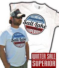 Hot Rod T-Shirt Salt Lake Racing Team  US Car V8 Cafe Racer  Motorcycle Biker