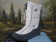 Lackner Stiefel Stiefeletten Boots Damen Schuhe weiß