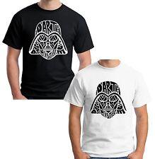 Velocitee Mens Darth Vader Helmet T Shirt Mask Star Wars V42