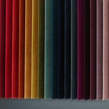 De Lujo Terciopelo Brillante Diseñador Suave Material grueso cojín de tela de tapicería