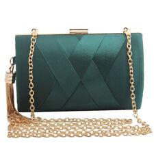 Women Bags Shoulder Handbag Evening Bag Clutches Wallet Wedding Party Purse box
