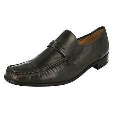 Grenson 'Watford' A Gents Grey True Moccasin Slip On Loafer Shoe. G Fit