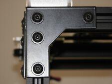 Eckplatten Upgrade Kit für Tronxy X5S X5SA /-Pro -inkl. Schrauben Corner Plates