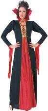 GOTHIC VAMPIRESS WOMEN'S HALLOWEEN COSTUME STANDARD SIZE