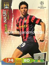 Adrenalyn XL Champions League 11/12 - Samir Nasri