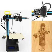 ASG 3D Printer Laser Engraving High Precision DIY Printing Desktop LCD Screen