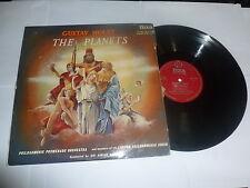 HOLST - THE PLANETS - UK Nixa Vinyl LP