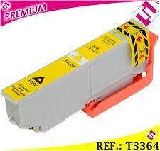 TINTA AMARILLA T3364 T3344 XL COMPATIBLE CARTUCHO PARA IMPRESORAS EPSON NON OEM