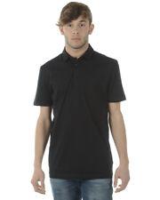 Polo Versace Collection Polo Shirt -60% Uomo Nero V800753BSVJ00413-V7008