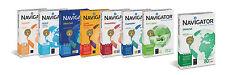 Navigator Premium Papel de copia 75 80 90 100 120 160g/m² DIN-A4 A3 Impresora
