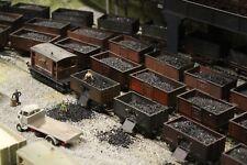 BULKSCENE - 1mm Fine Model Coal OO/HO Gauge Trackside BULK QUANTITIES