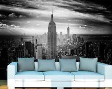 3D New York, USA 88 Tapete Wandgemälde Tapete Tapeten Bild Familie DE