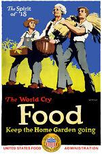 Vintage Environmentalist POSTER.Stylish Graphics.Farmer Gift Decor.808