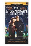 NEW - Nick & Nora's Infinite Playlist [UMD for PSP]