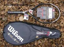 New Wilson Hammer 5.4 H 5.4 titanium H5.4 power holes racket hard to find last 1