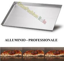 TEGLIA FORMA PIZZA RETT AGNELLI FASA ALLUMINIO PROFESSIONALE FORNO PIZZERIA