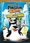 Dvd DreamWorks I PINGUINI DI MADAGASCAR ♦ MISSIONE PINGUINI ALLA RISCOSSA nuovo