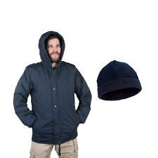 *BUNDLE* Doobon/Dubon Cold Weather Hooded Coat Parka + Thermal  Fleece  Hat