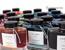 PILOT IROSHIZUKU fine Fountain Pen 50 ml encre bouteille-Choisissez Couleurs