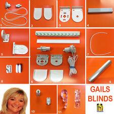 Roller Blind Spares DIY Roller Blind Kit, Chains, Brackets & More...