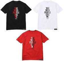 Hip Hop Tee Shirt - You Need People Like Me Hip Hop Urban Streetwear - Sneaktip