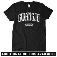 Gwangju Korea Women's T-shirt S-2X - Gift South Korean FC Kia Tigers KR City