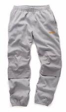 Scruffs Vintage Polaire Pantalon De Survêtement Gris Clair (S-XXL) Workwear Pantalon De Jogging