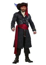 Blackbeard Plus Size Men's Costume