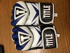 Title Mma Command Pro Fight Glove