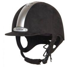Champion Ventair Horse Riding Hat Black