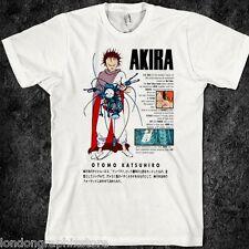 Anime, Akira T-shirt, Japanimation, samurai, videogame, ninja, japan, kaneda