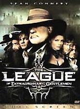 The League of Extraordinary Gentlemen (DVD, 2005, Full Frame)