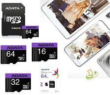 16GB 32GB 64GB Micro SD Memory Card TF Class 10 Samsung Nintendo Switch Android