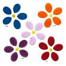 90 COE FLOWERS Pre-cut Blue Orange Pink Purple Red Choice Fusing Glass