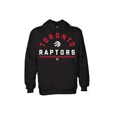 TORONTO RAPTORS Logo Sweater With Hoodie ..NBA Properties Inc..Size:S,M,L,XL