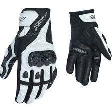 NEW RST Mx Stunt 3 CE Motocross Dirt Bike Adventure Premium White/Black Gloves