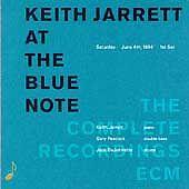 KEITH JARRETT - At the Blue Note: Saturday, June 4th 1994 1st Set CD, 1995, ECM