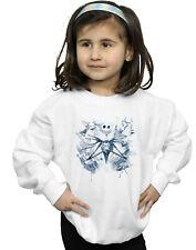 Disney Niñas Nightmare Before Christmas Paint Spray Carers Camisa De