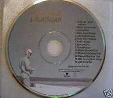 RY COODER - I, Flathead, 2008 Advance Release CD