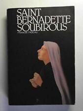 Saint Bernadette Soubirous 1844-1879 by Trochu, Francis Book The Cheap Fast Free