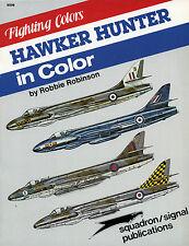 Squadron/Signal 6506 Hawker Hunter In Color - NEW